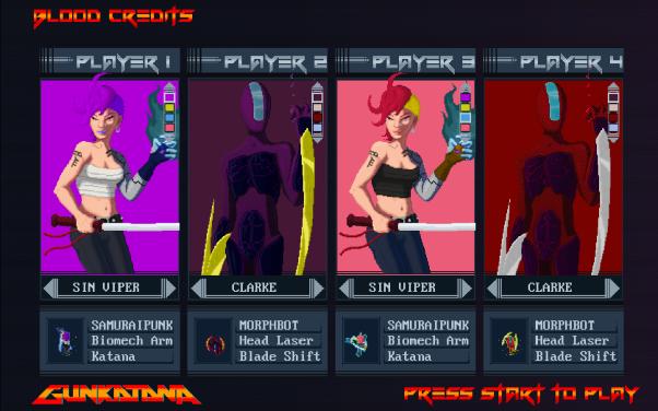 gunkatana - character select-r5ig9rg4